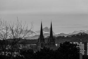 Ossau cathédrale